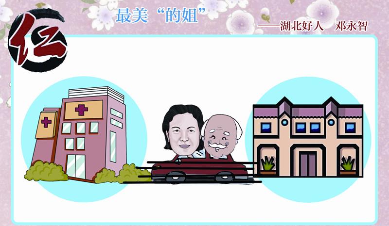"""邓永智:最美""""的姐"""" 让""""远邻""""成""""近亲"""""""